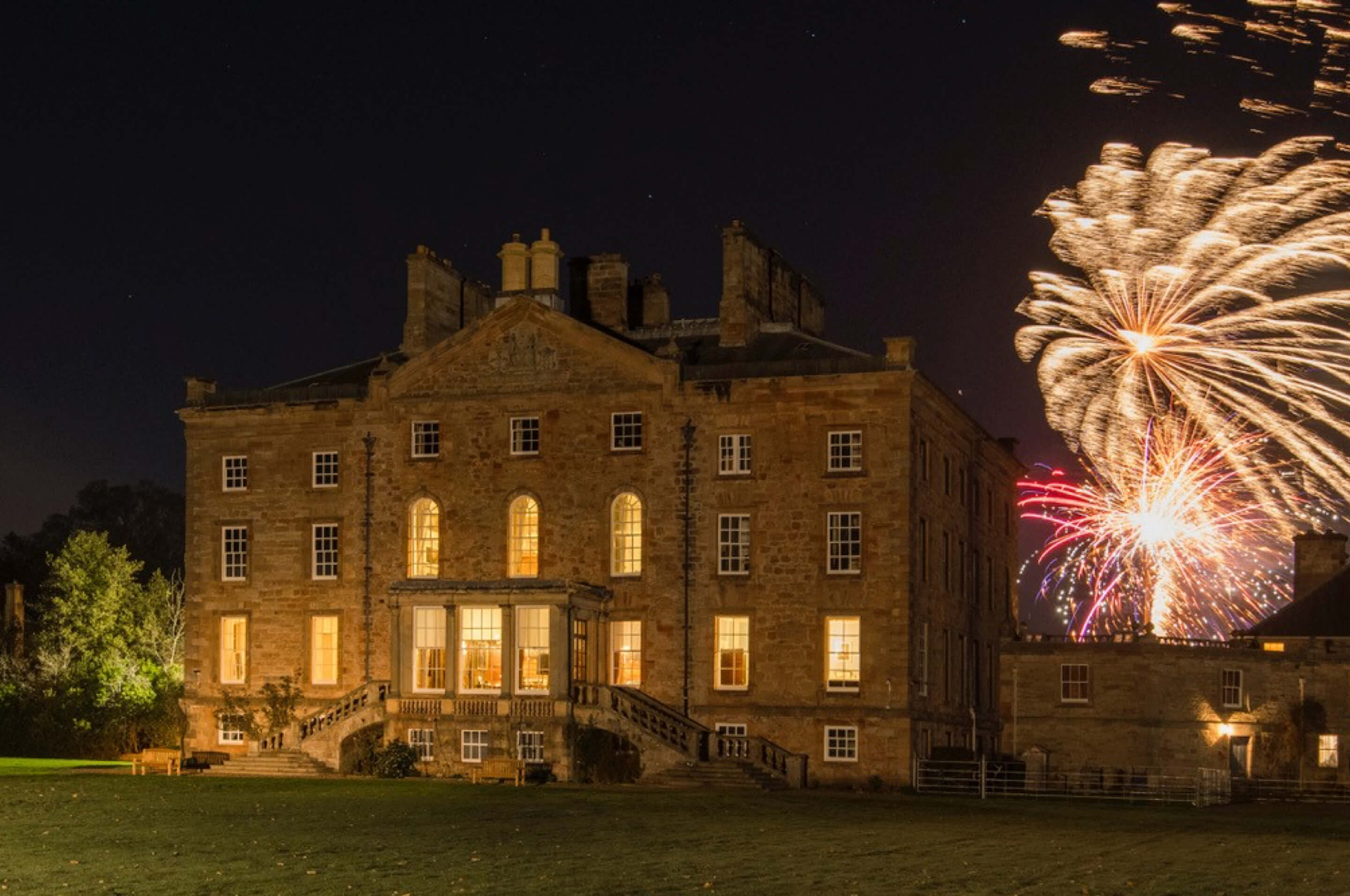 Arniston House Family Fireworks Party